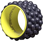 The Ultimate Back Roller: Acumobility, Myofascial Release, Trigger Point, Yoga Wheel, Foam Roller, Back Pain,