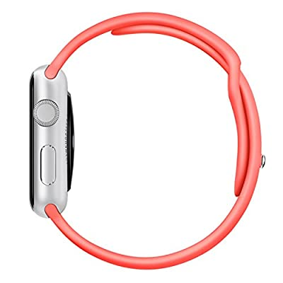 Apple 42MM Sport Band for Apple Watch - Pink