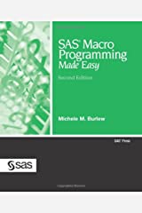 SAS Macro Programming Made Easy, Second Edition Paperback