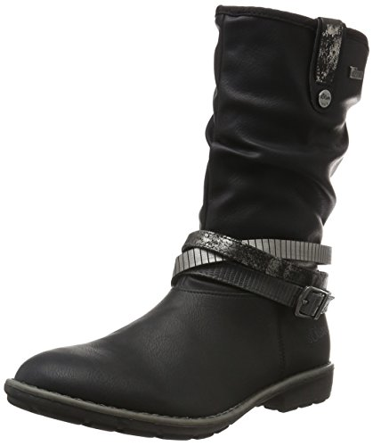 Oliver 55606 Boots Black Long s Black Girls' 1 8qnSF
