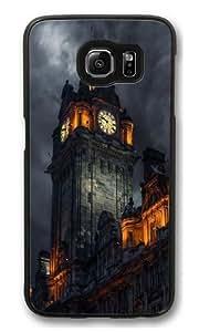 Belfry Custom Samsung Galaxy S6/Samsung S6 Case Cover Polycarbonate Black