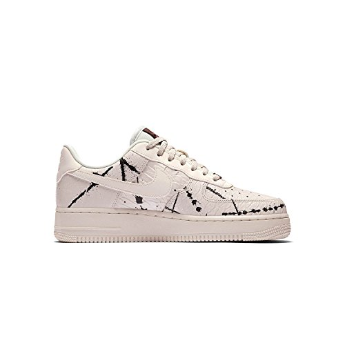 Nike Women's Air Force 1 '07 LX White 898889-007 (Size: 6.5)