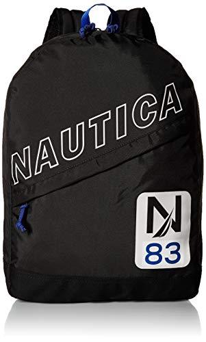 Nautica Men's Zip Polyester Resistant Laptop