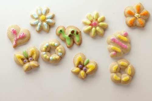Gun cookies recipe