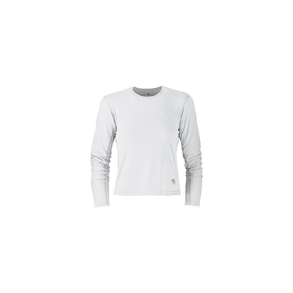 Mountain Hardwear Wicked Tech T Shirt   Long Sleeve   Womens