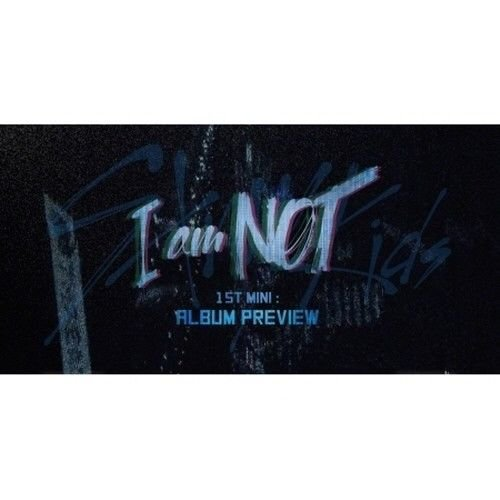 CD : Stray Kids - I Am Not (Asia - Import)