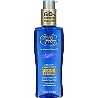 Vivierskin Zero Frizz Hair Serum Keratin Corrective 5 oz