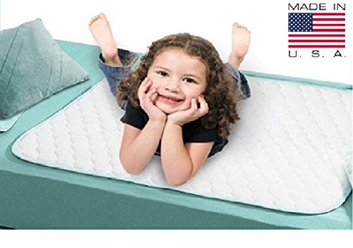 - Deluxe Absorbent Waterproof Washable Bed Underpad, Mattress Sheet Protector - Under Pad - 34 x 36