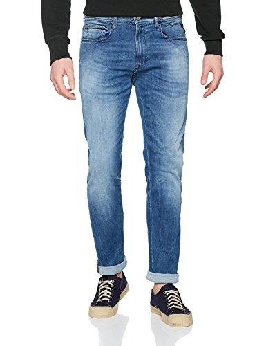 Blu Replay denim Uomo Slim 10 Jeans Grover xq67rqwZI