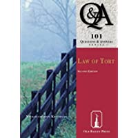 Law of Tort: 101 Questions and Answers (101 Questions & Answers)