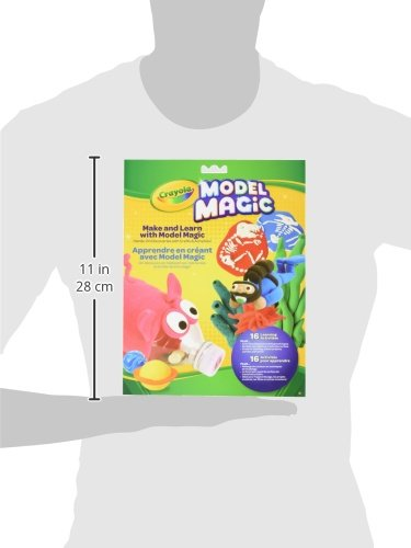 Crayola 57-4511 Make Learn Booklet