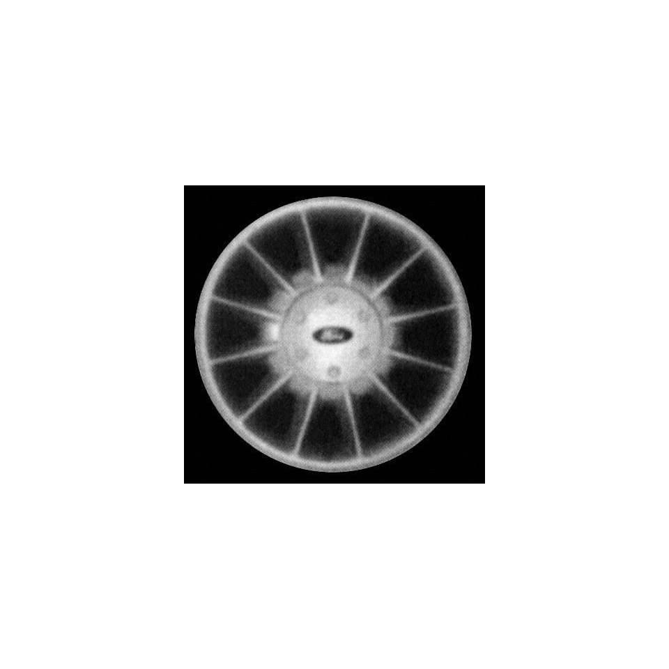 95 99 FORD CONTOUR ALLOY WHEEL RIM 15 INCH, Diameter 15, Width 6.5 (12 SPOKE), SILVER, 1 Piece Only, Remanufactured (1995 95 1996 96 1997 97 1998 98 1999 99) ALY03213U10