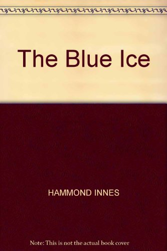 Book cover for The Blue Ice