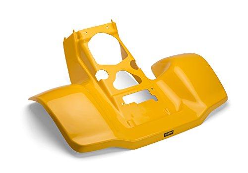 Maier USA Rear Fender for Suzuki LT250R QuadRacer - Yellow - 177504