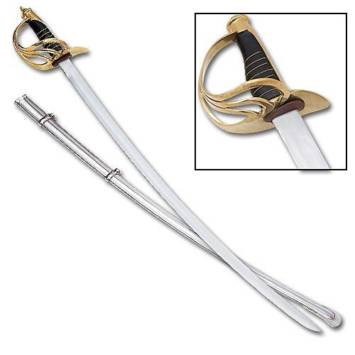 U.S. Model 1860 Light Cavalry Saber Sword