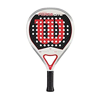 Amazon.com : Wilson Carbon Force Lite Tennis Racket, Unisex ...