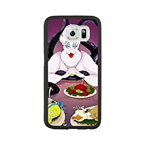 The best gift for Halloween and Christmas Samsung Galaxy S6 Cell Phone Case Black Freak badass Ursula by disney villains VIK9152856