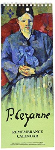 Nouvelles Images Cezanne - Remembrance Calendar (RCB 109) by Nouvelles Images