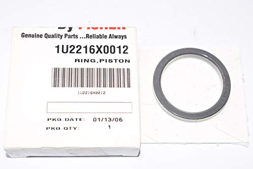Fisher Parts by Emerson, Part: 1U2216X0012, Piston Ring