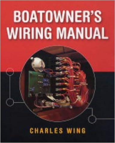 Kostenlose Hörbücher zum Herunterladen Boatowner's Wiring Manual auf Deutsch PDF ePub MOBI 0713668660