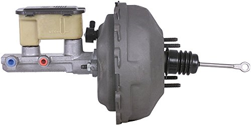 (Cardone 50-1098 Remanufactured Power Brake Booster with Master Cylinder)