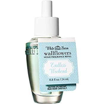 Bath and Body Works Wallflowers Refill NEW LOOK! (Endless Weekend)