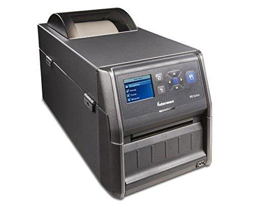 Intermec PD43 Thermal Transfer 203dpi - Ethernet - Bluetooth - IPL, Direct Protocol, ZSIM, DSim - USB - US Cord PD43A03300010201