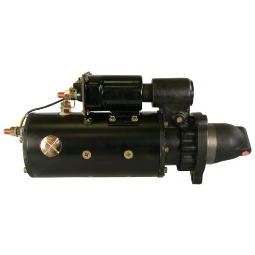 DB Electrical SDR0071 Starter For Delco 50MT, 24 Volt Allis Chalmers HD-41 /Autocar/Case 9190 /Caterpillar 245 725 730 735 740 836 3406 3408 3412 /Freightliner/Mack
