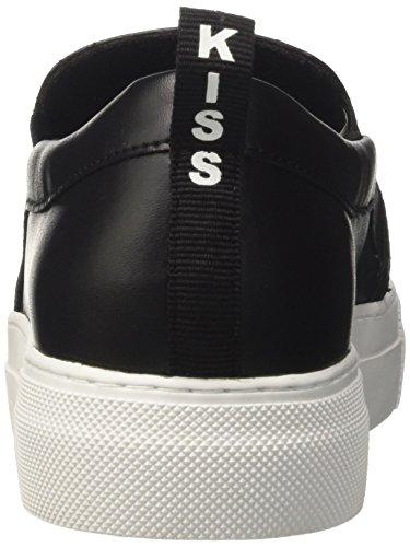 Femme Trussardi 79a00015 Sneakers Nero 9y099999 Noir Jeans xvUBwvqI