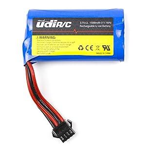 7.4V 1500mAh Life Battery UDI009-12 for UDIRC Rapid UDI009 RC Boat 41WBIJWkcoL