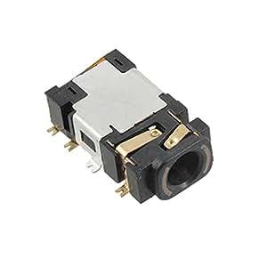 Reemplazo Conector Parte Toma de auriculares para Nokia 5310