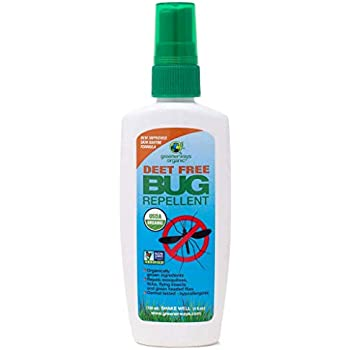 Amazon Com Greenerways Organic Insect Repellent Bug