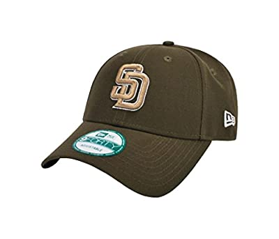 NEW ERA 9Forty MLB Hat San Diego Padres The League One Size Cap