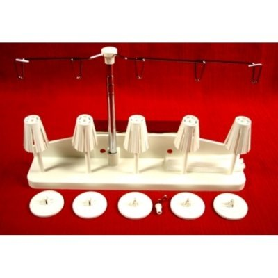 Spool Stand Unit #859430009 (5 Threads) For Janome Sewing Machine