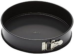 Patisse Nonstick Springform Pan, 11-Inch, Black