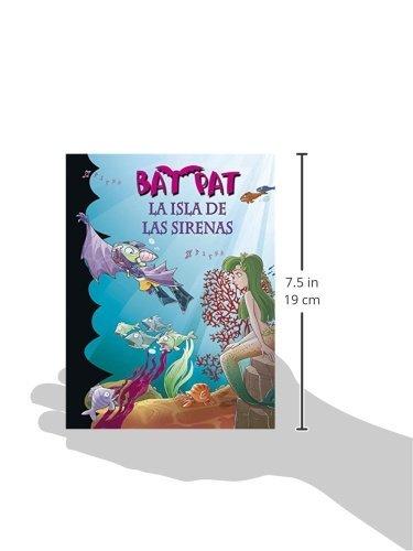 Read e-book La isla de las sirenas (Serie Bat Pat 12) (Spanish Edition)