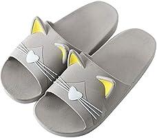 Chaussons Mules Garçon Sabots Tongs sandales femmes plates Fille Pantoufles de Bain Mixte Enfant Chaussures pour piscine...