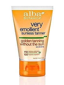 Alba Botanica Tanning Lotion - Alba Botanica Sunless Tanning Lotion 4 Fz