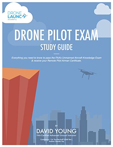 Drone Pilot Exam Study Guide: Everything you need to know