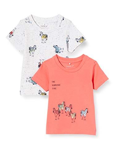 NAME IT NBMJEFIKO 2P SS TOP baby-jongens t-shirt
