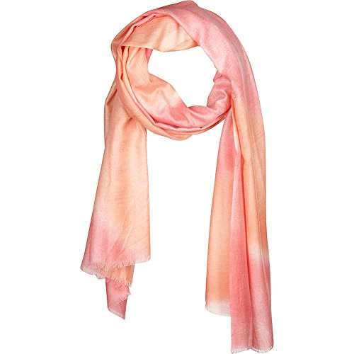 kinross-cashmere-tie-dye-print-scarf-quince