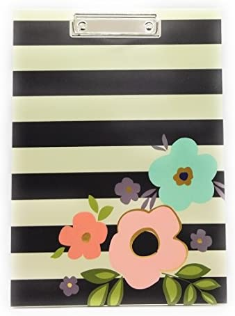 Studio Clipboard Padfolio Collection Flowers