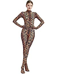 Halloween Cosplay Costume Shiny Metallic Spandex Zentai Anime Marvel Dark Phoenix Jean Grey X-men Tights Jumpsuit Professional Design Home