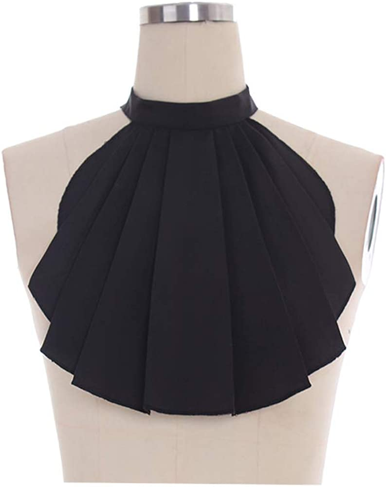 Cosplayitem Unisex Cuello Corbata Jabot Collar 1785 Victoriano ...
