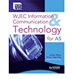 img - for WJEC ICT for AS (Paperback) - Common book / textbook / text book