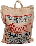 Gourmet Food : Royal Basmati Rice, 15-Pound Bag
