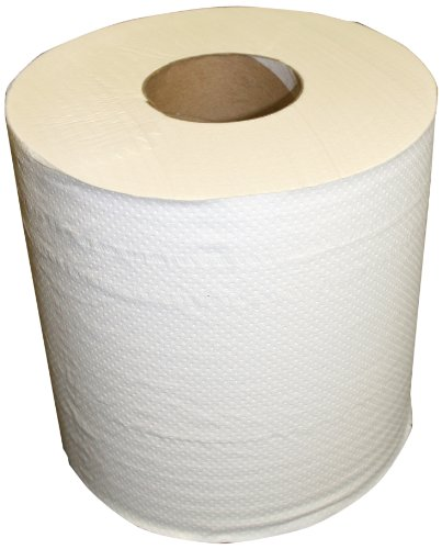 Berk Wiper CPRT-7200-ECONO Center-Pull Sanitary Paper 2-Ply Towel, 9