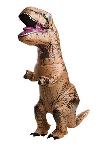 Rubie's Teen Jurassic World: Fallen Kingdom Inflatable T-Rex Costume by Rubie's Costume Co