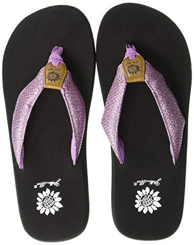 Yellow Box Women's Faraleen Sandal, Lilac, 8.5 M US