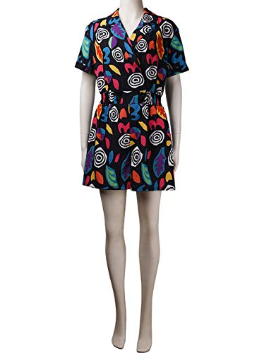 Womens Girls Stranger Things 3 Eleven Romper EL Dress Juniors ...